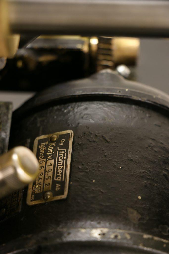 Kelloa on huollettu useasti vuoden 1952 jälkeen, mutta viimeinen huoltoplakaatti on kiinnitetty silloin.